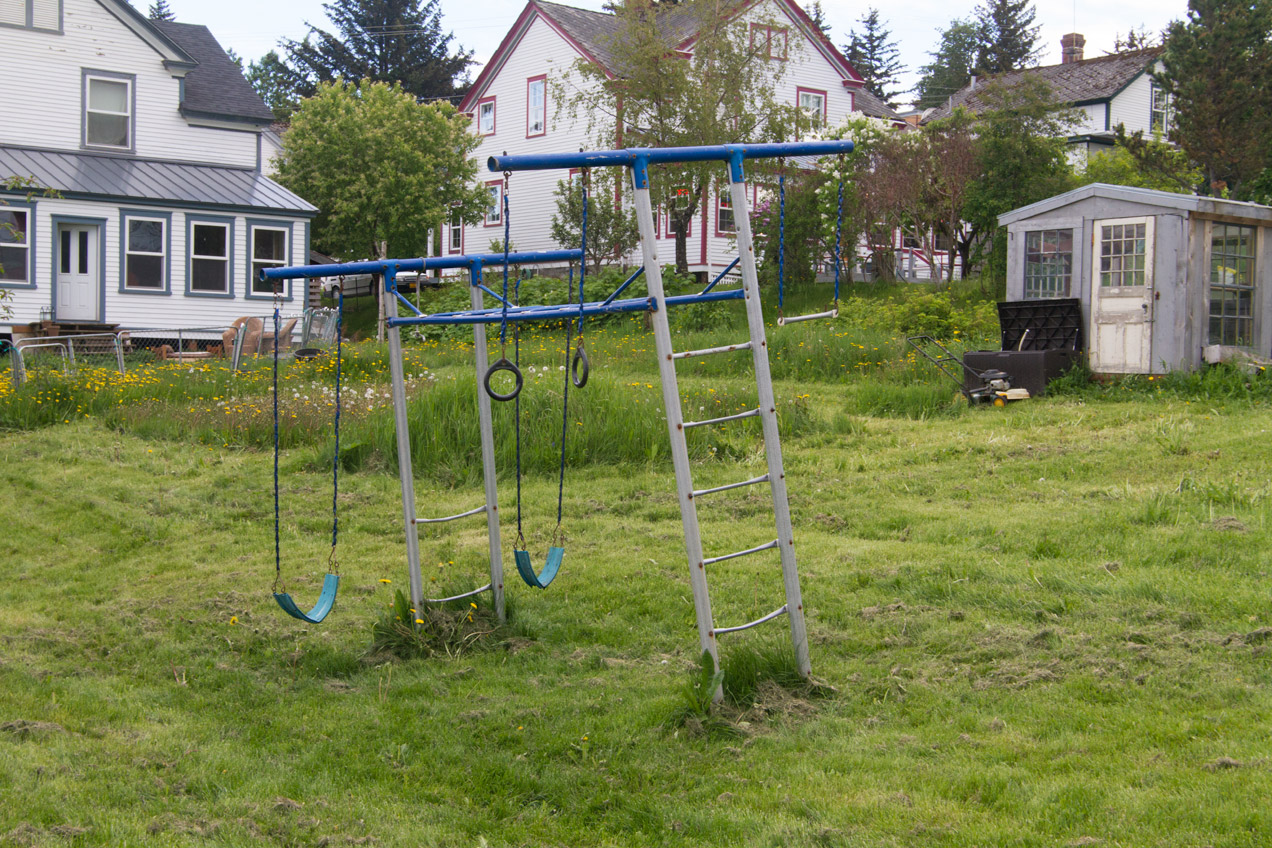 Jungle Gym in Haines